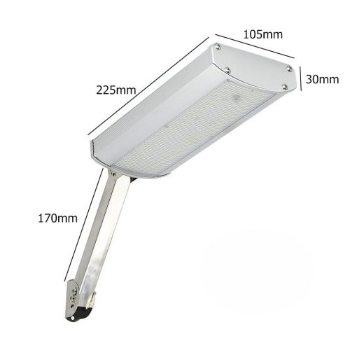 Projecteur solaire détecteur de mouvement sans fil dimensions