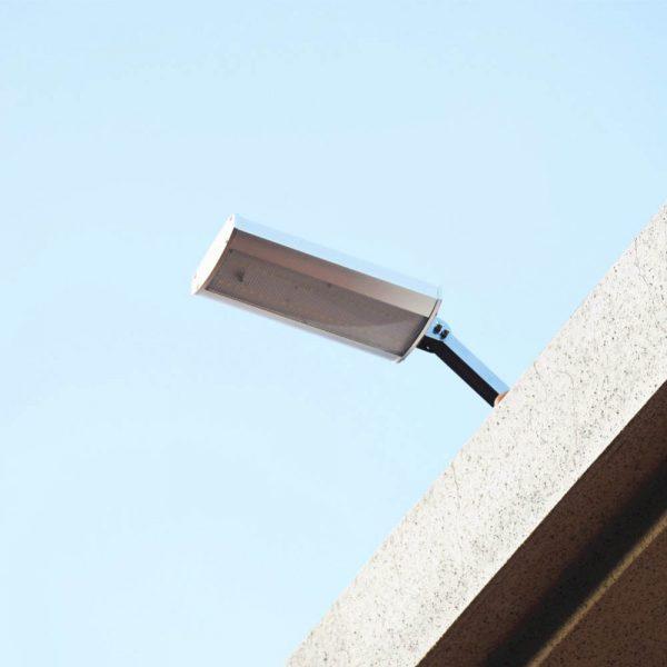 Projecteur solaire détecteur de mouvement sans fil puissant