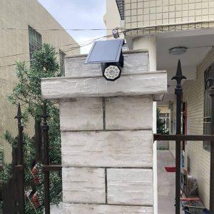 projecteur solaire exterieur led avec detecteur de mouvement terrasse