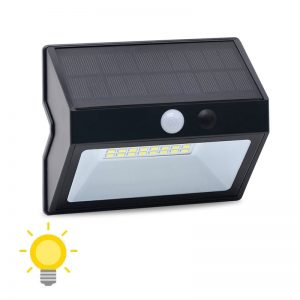 Applique murale extérieur LED solaire