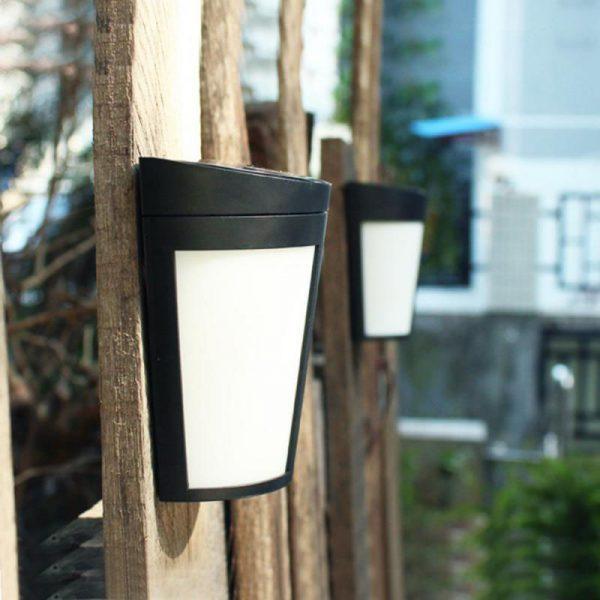 Applique extérieur solaire sans détecteur de mouvement led