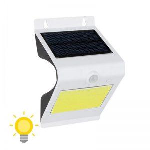 Applique murale solaire pour extérieur