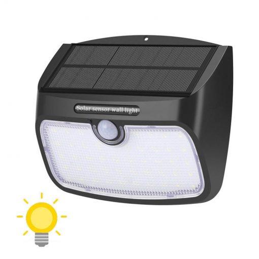 applique solaire panneau déporté