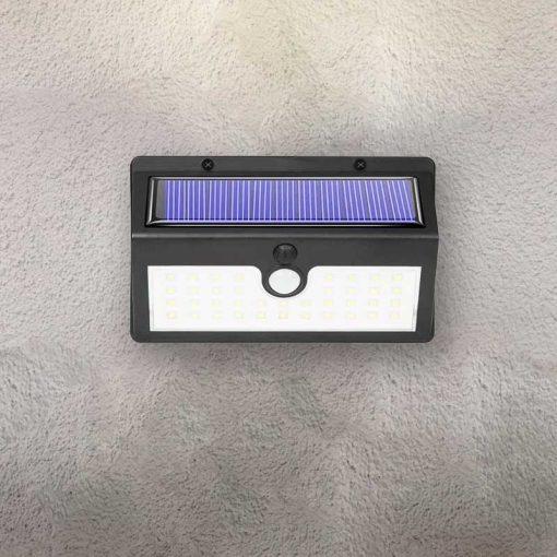éclairage extérieur solaire à led terrasse