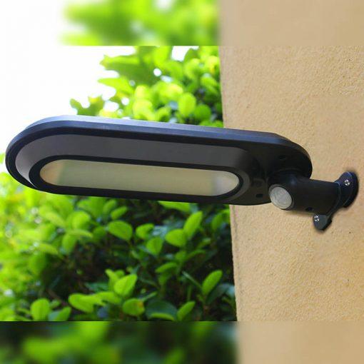 éclairage solaire extérieur efficace détecteur de mouvement