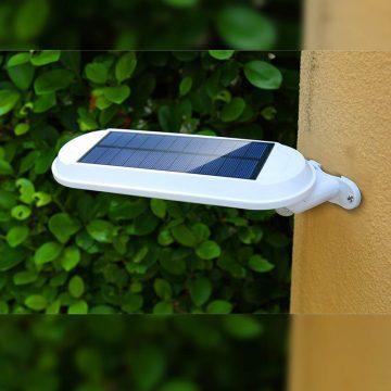 éclairage solaire extérieur efficace sans fil