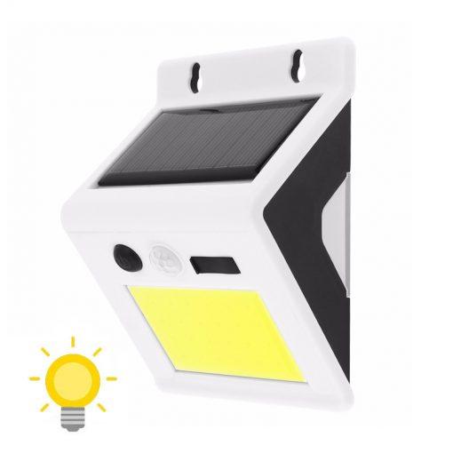 lampe extérieur avec panneau solaire