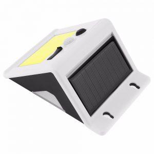 lampe exterieur avec panneau solaire led