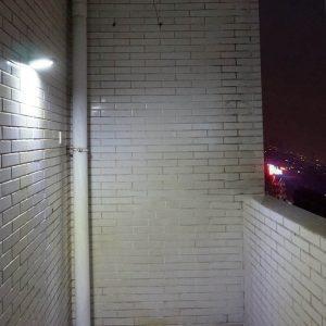 Lampe solaire 400 lumens led