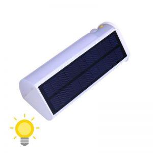 lampe solaire intérieur et extérieur