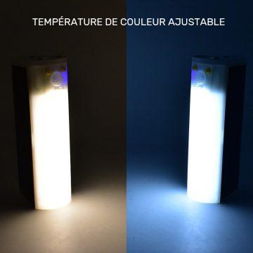 lampe solaire intérieur et extérieur led