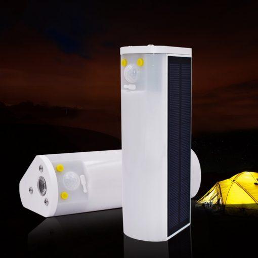 lampe solaire intérieur et extérieur camping