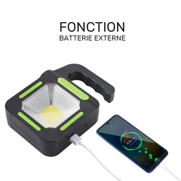 lampe solaire portative camping