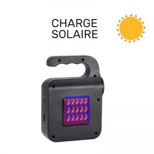 lampe solaire portative puissante