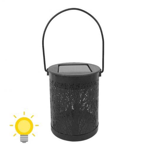 lanterne lumineuse solaire