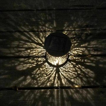 lanterne lumineuse solaire extérieur