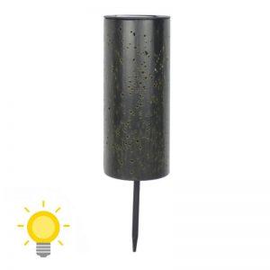 lampe solaire à piquer