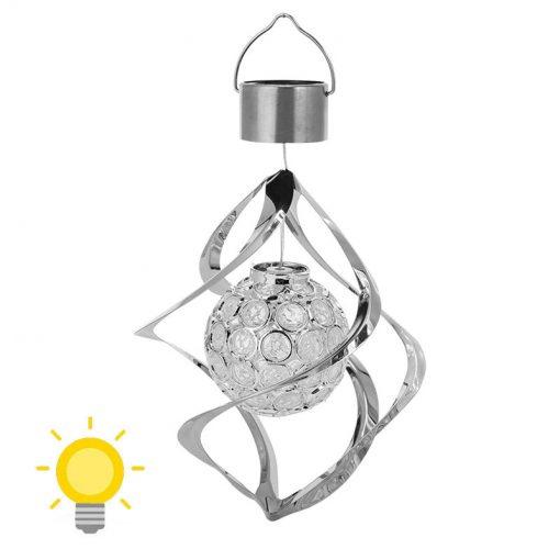 lanterne solaire design