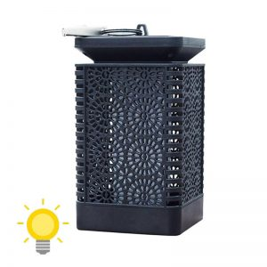 lanterne solaire terrasse