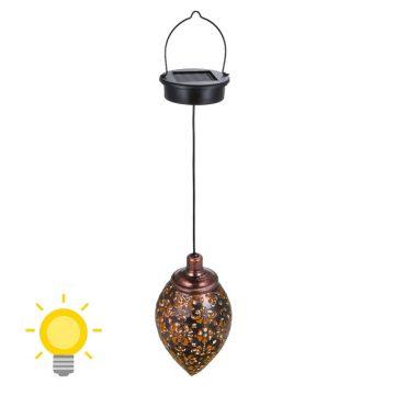 Lanterne solaire vintage