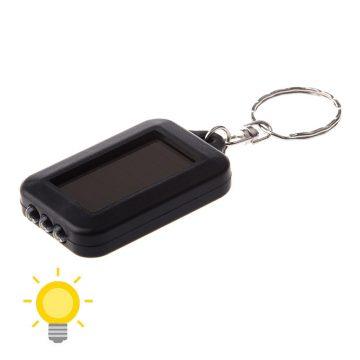 porte clé lampe solaire