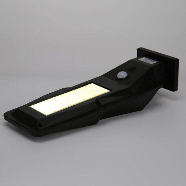 projecteur solaire à détection led