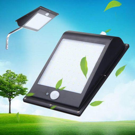 projecteur solaire grande autonomie puissant