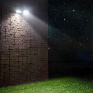 spot solaire à LED avec détecteur de mouvement france