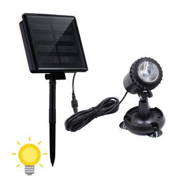 spot solaire à poser