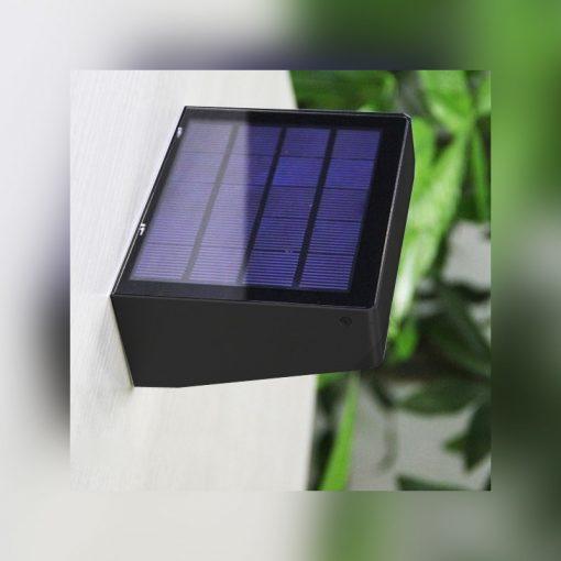 applique extérieur solaire puissante detecteur de mouvement