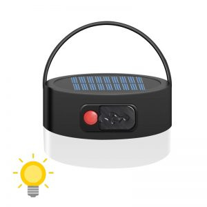 lampe led solaire camping