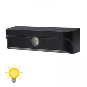 lampe led solaire extérieur pas cher