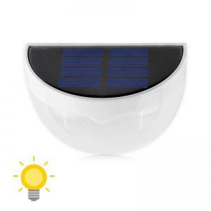 lampe solaire escalier extérieur
