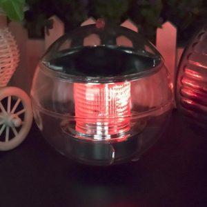 lampe solaire flottant rgb
