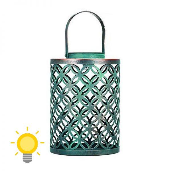 lanterne extérieur à poser solaire