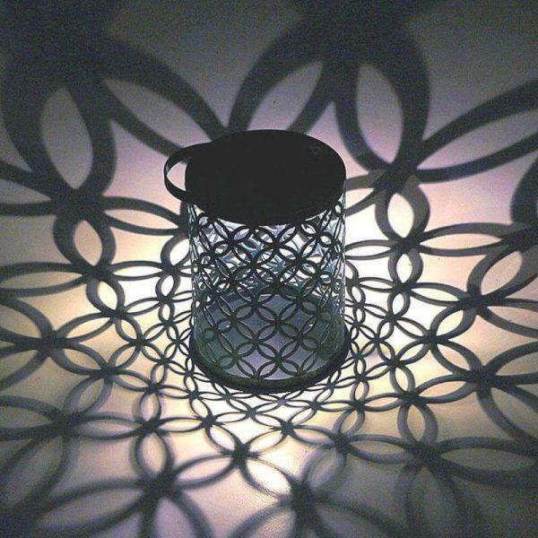 lanterne extérieur à poser solaire terrasse