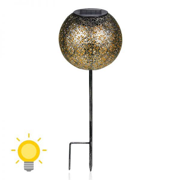 lanterne solaire à planter
