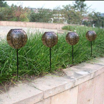 lanterne solaire à planter exterieur