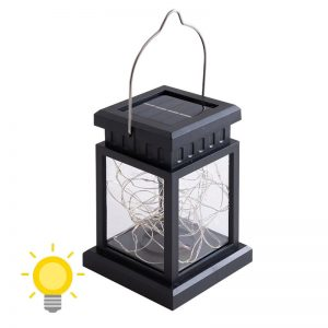 lanterne solaire à poser