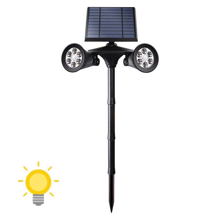 meilleur spot solaire double