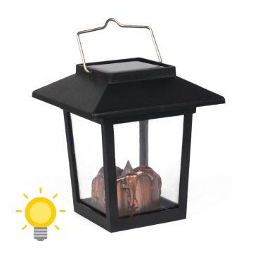 petite lanterne solaire extérieur