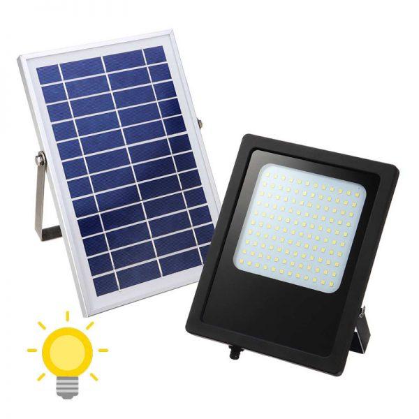 projecteur extérieur solaire puissant
