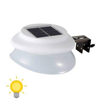 spot solaire gouttière