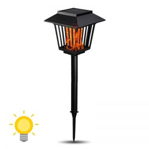 torche solaire 96 led