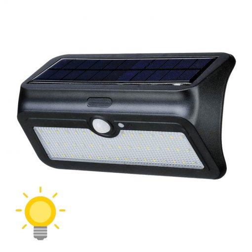 applique eclairage exterieur solaire