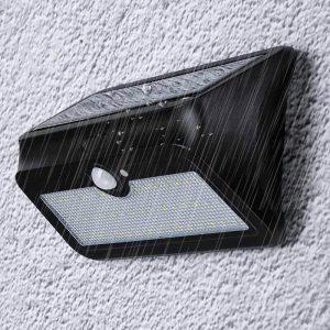 applique eclairage exterieur solaire etanche