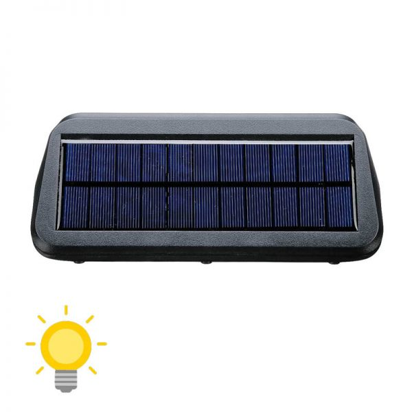 applique eclairage exterieur solaire puissante