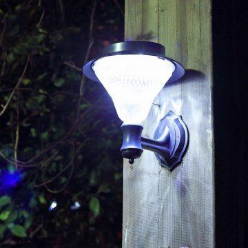 applique lanterne solaire pas cher