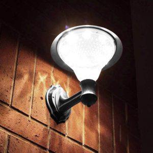 applique lanterne solaire puissante