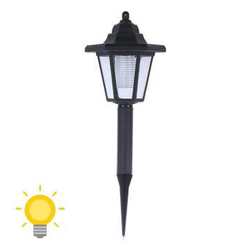 lampe borne solaire